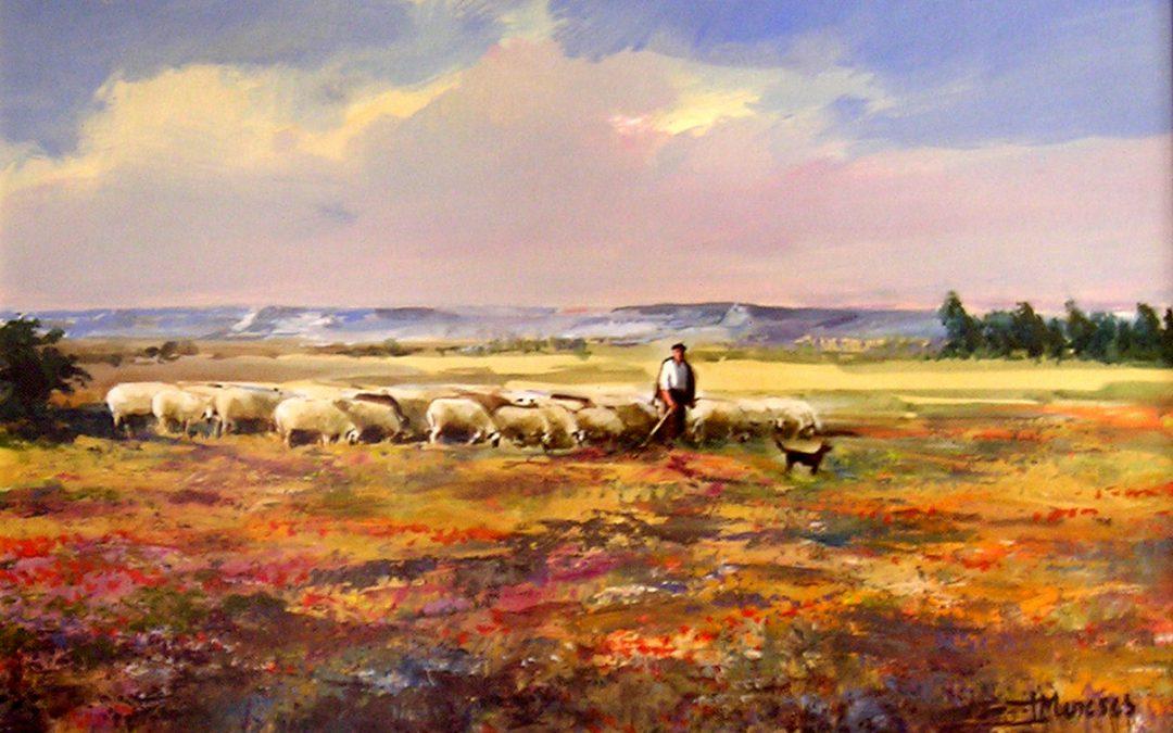 La Mancha trashumante. Hacia las dehesas del sur (1ª parte)