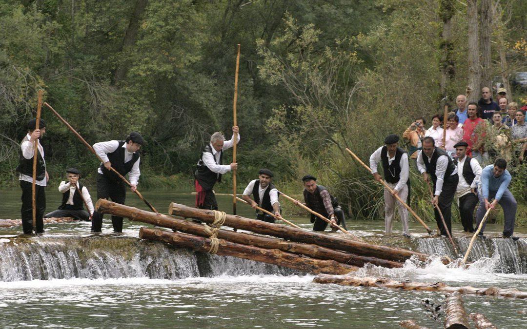 Adonde el río nos lleve. Guadalajara, el Alto Tajo y su Fiesta de los Gancheros