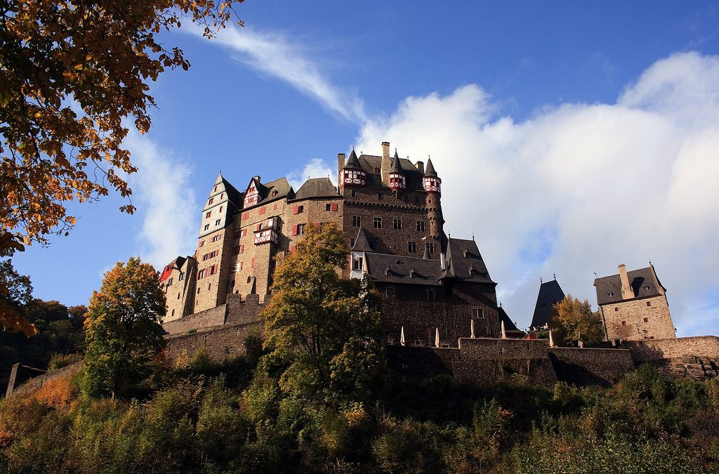 La Alemania más romántica. Víctor Hugo y el sueño del viejo Rin