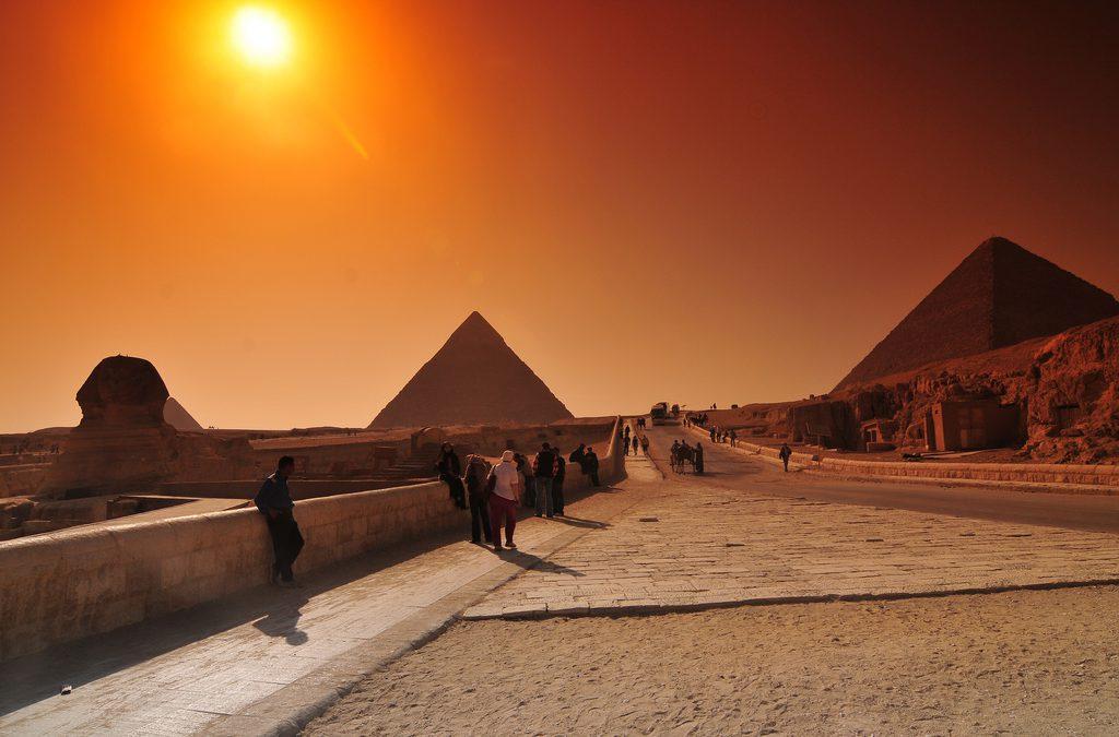 Arenas sagradas, o el mágico Egipto de Pierre Loti