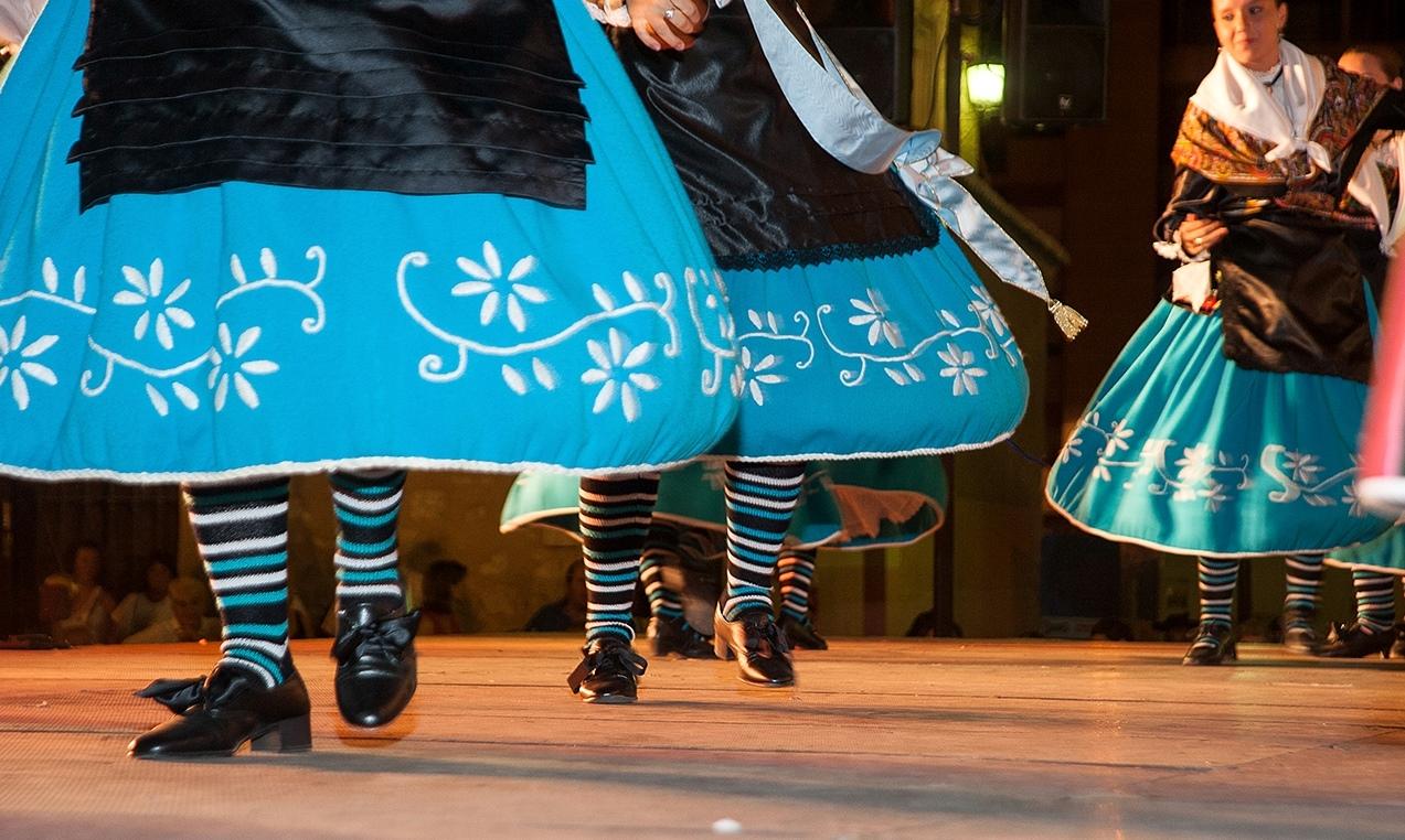 Fiestas de la Pandorga. Autor, Jose Maria Moreno