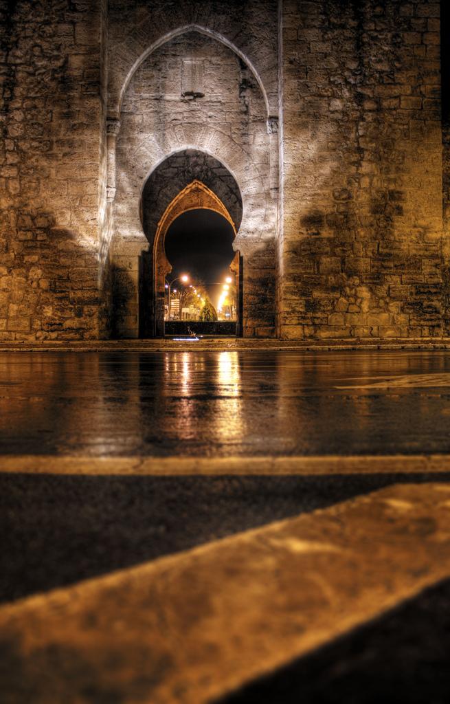 Puerta de Toledo. Autor, Sergio Rue