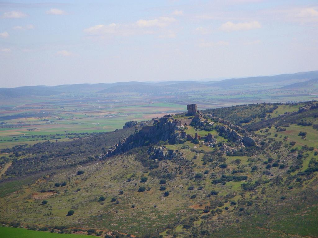 Castillo de Salvatierra. Autor, Zubitarra
