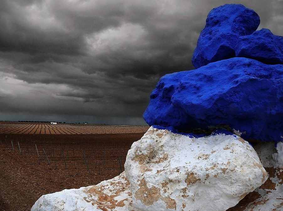 Blanqueando en La Mancha. La caliza y los hornos de cal