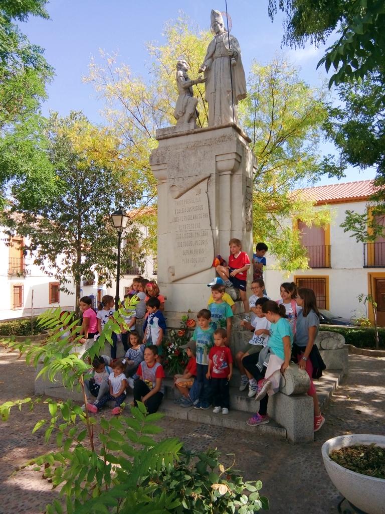 Santo Tomás de Villanueva Fuenllana Campo de Montiel Castilla La Mancha