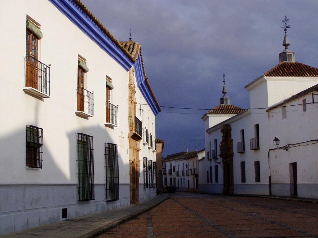 Barrio noble de Almagro