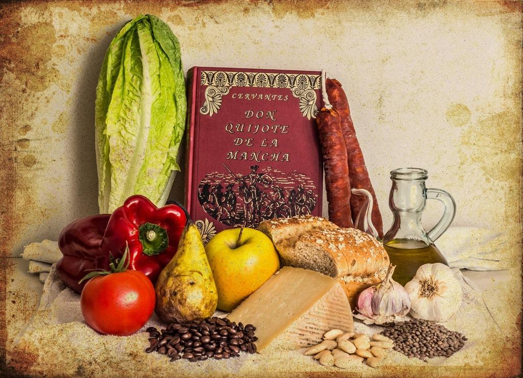 No solo de pan vives, mi buen Sancho. Autor, Eduardo Siquier Cortés
