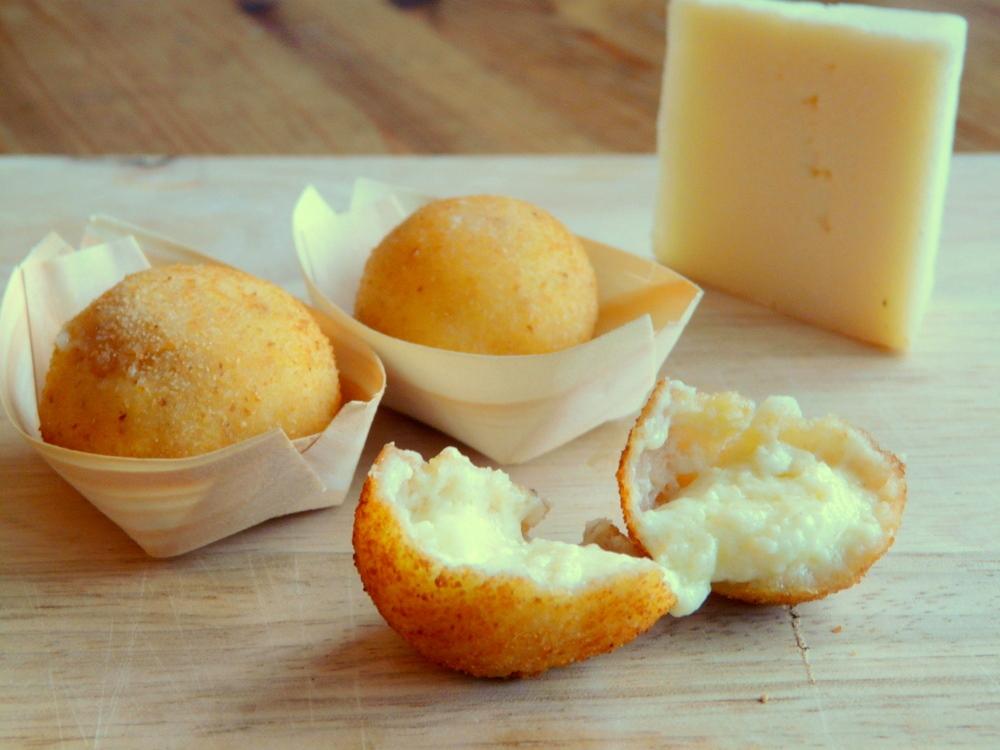 croquetas de queso manchego. Autor, cocinillas.es