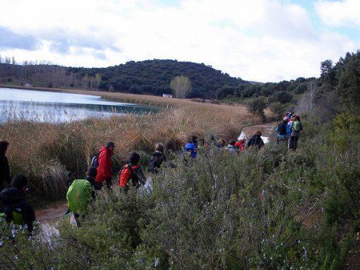 Senderismo y Todoterreno en las Tablas de Daimiel y Lagunas de Ruidera
