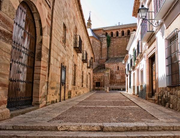 calle-villanueva-de-los-infantes-turismo-cultural-la-mancha-campo-d