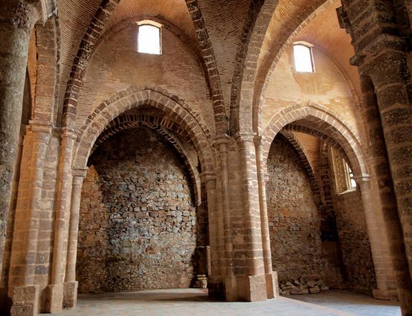 interior calatrava la nueva