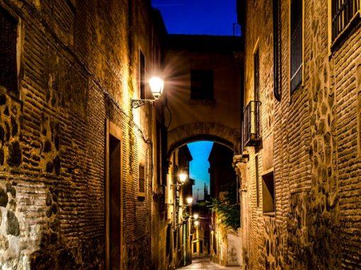 Ruta nocturna por toledo sabersabor turismo sostenible for Oficina turismo toledo
