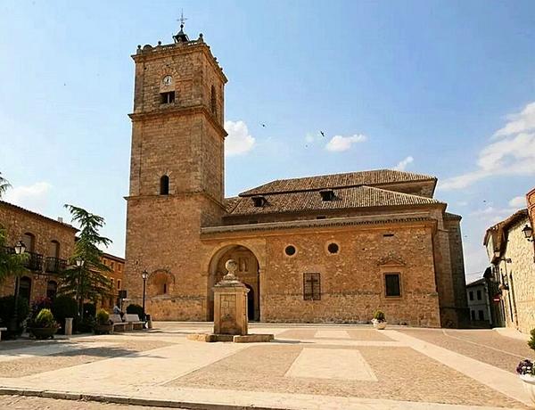 Iglesia de El Toboso Dulcinea Quijote