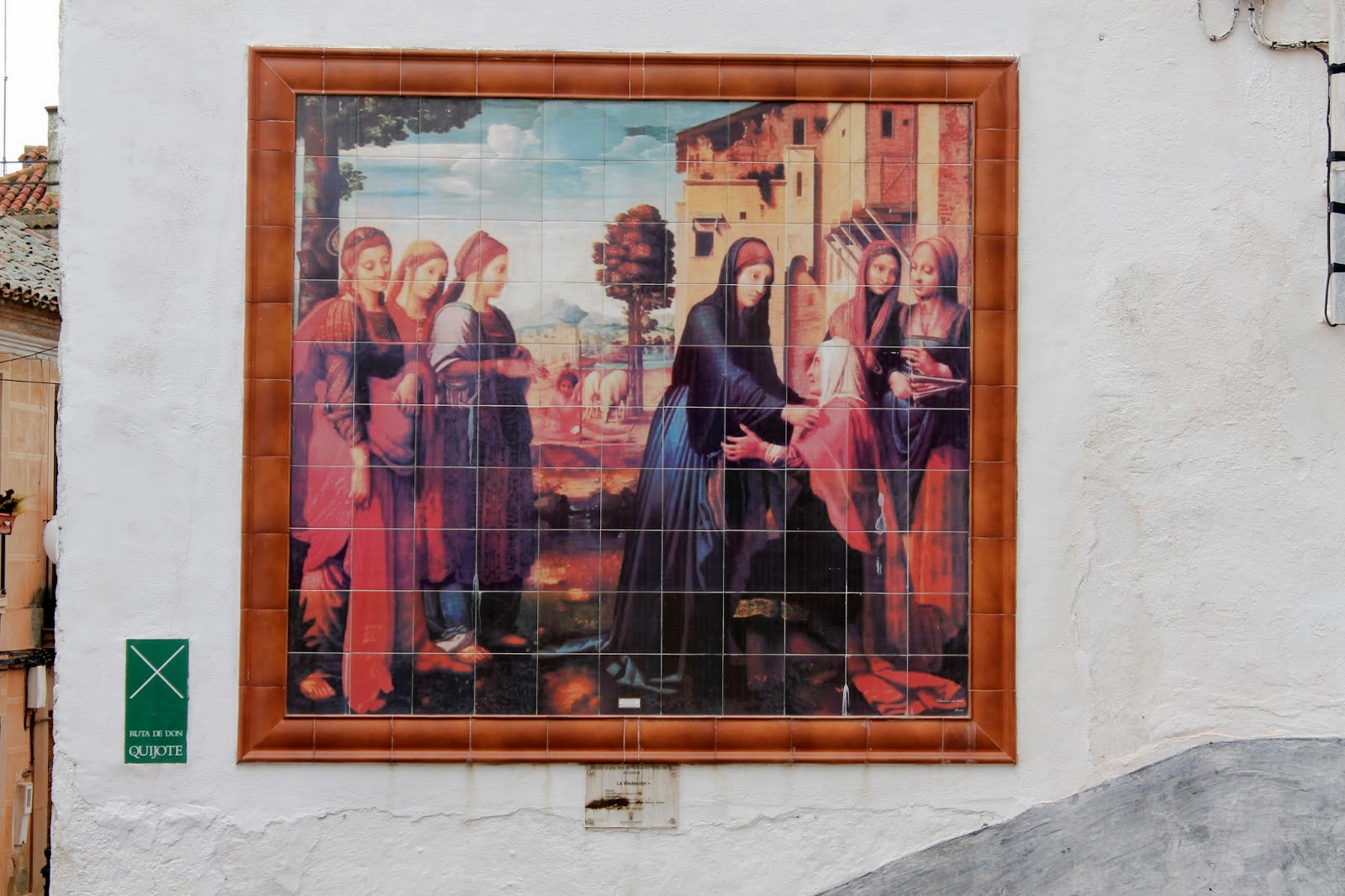 Museo al aire libre de Almedina