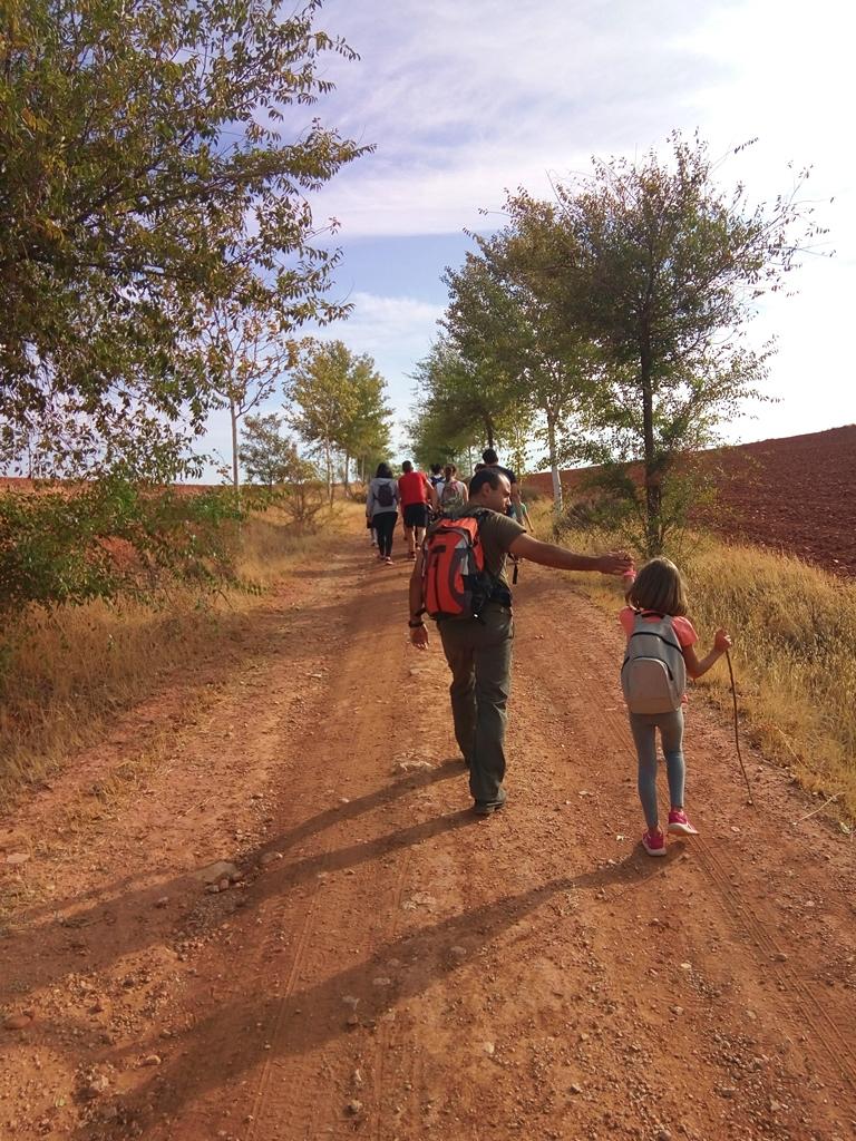 Ruta Infantes Fuenllana ecoturismo sabersabor turismo en La Mancha