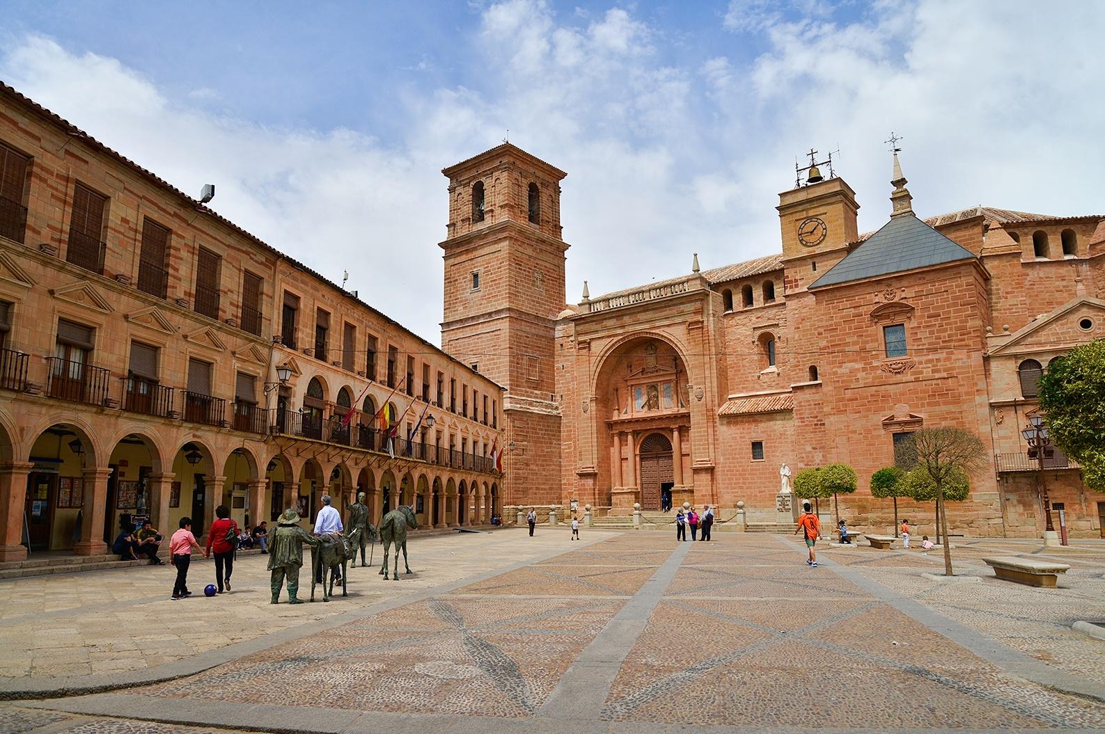 Villanueva de los Infantes turismo con sabersabor.es