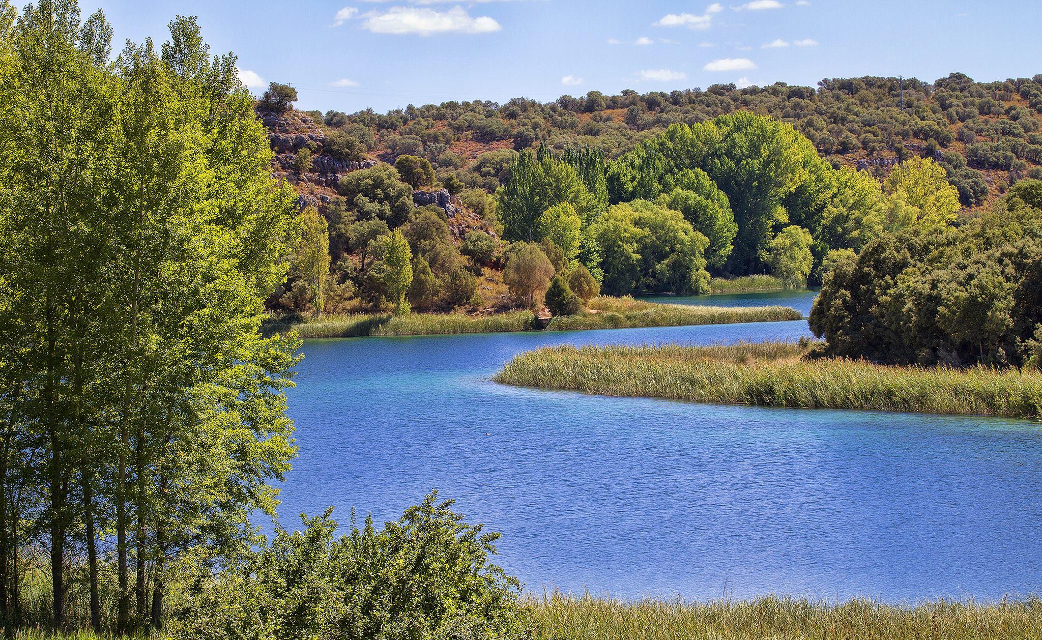 Laguna Conceja Villahermosa Alto Guadiana ecoturismo senderismo Lagunas de Ruidera turismo sostenible sabersabor La Mancha Ciudad Real