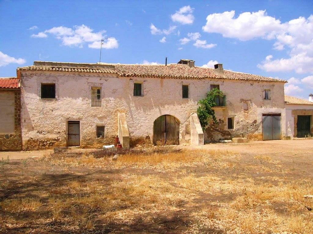 Venta Nueva fonda de Don Quijote ecoturismo Campo de Montiel sabersabor.es