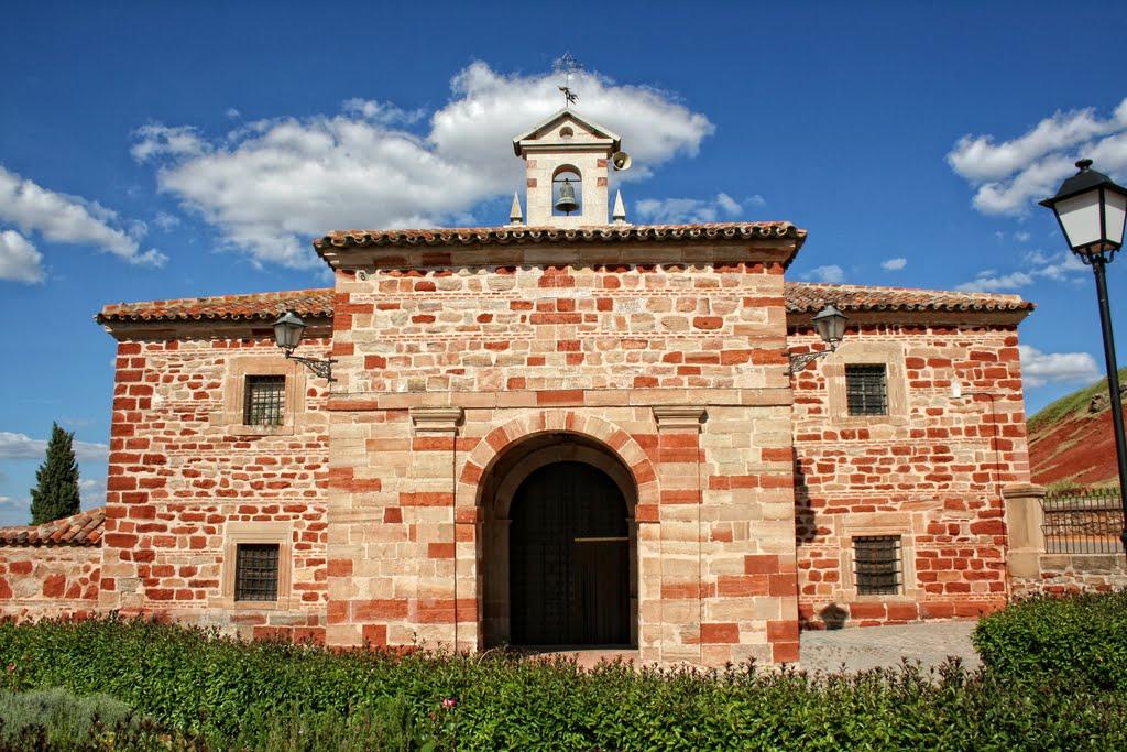 Ermita del Santisimo Cristo de la Expiración, Montiel