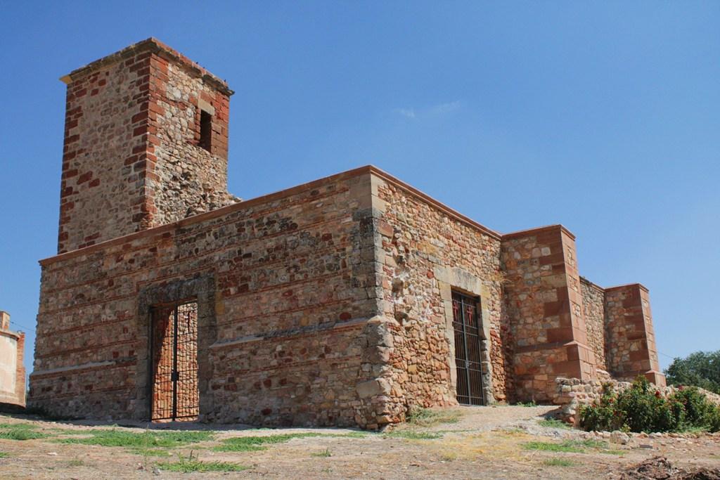 Santa Catalina, Fuenllana