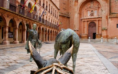 Villanueva de los Infantes. Literatura tallada en piedra