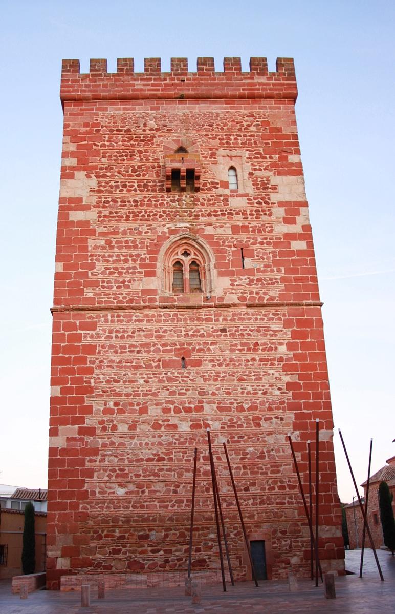 Torreón del Gran Prior, Alcázar de San Juan