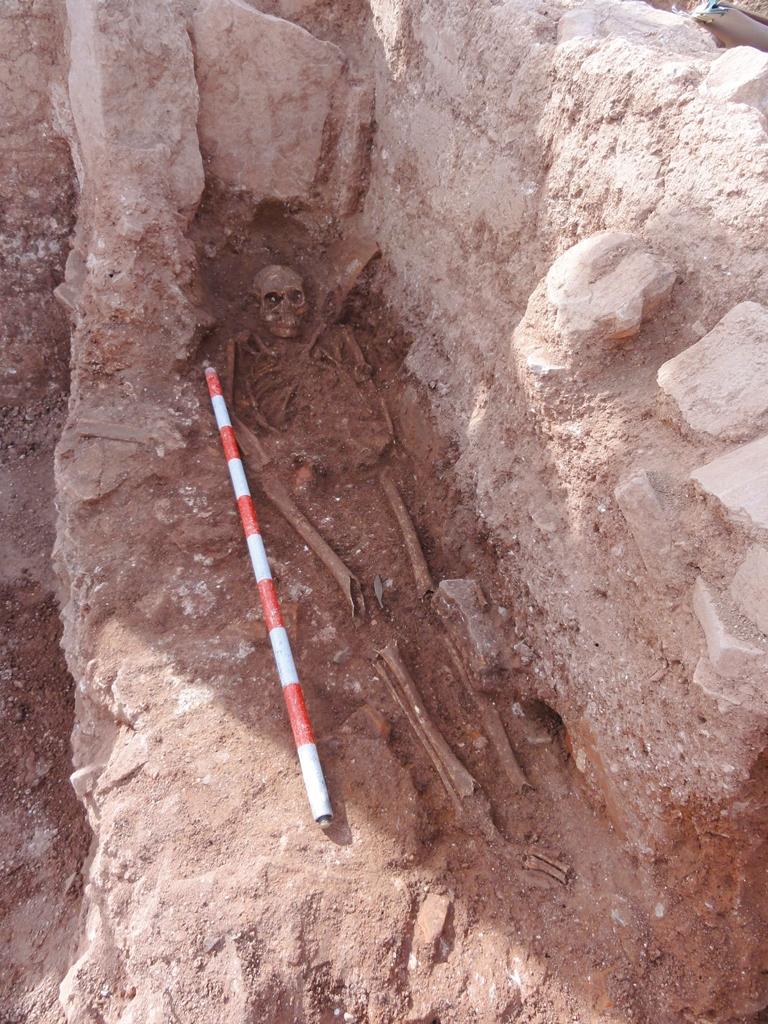 yacimiento arqueológico Castillejo del Bonete
