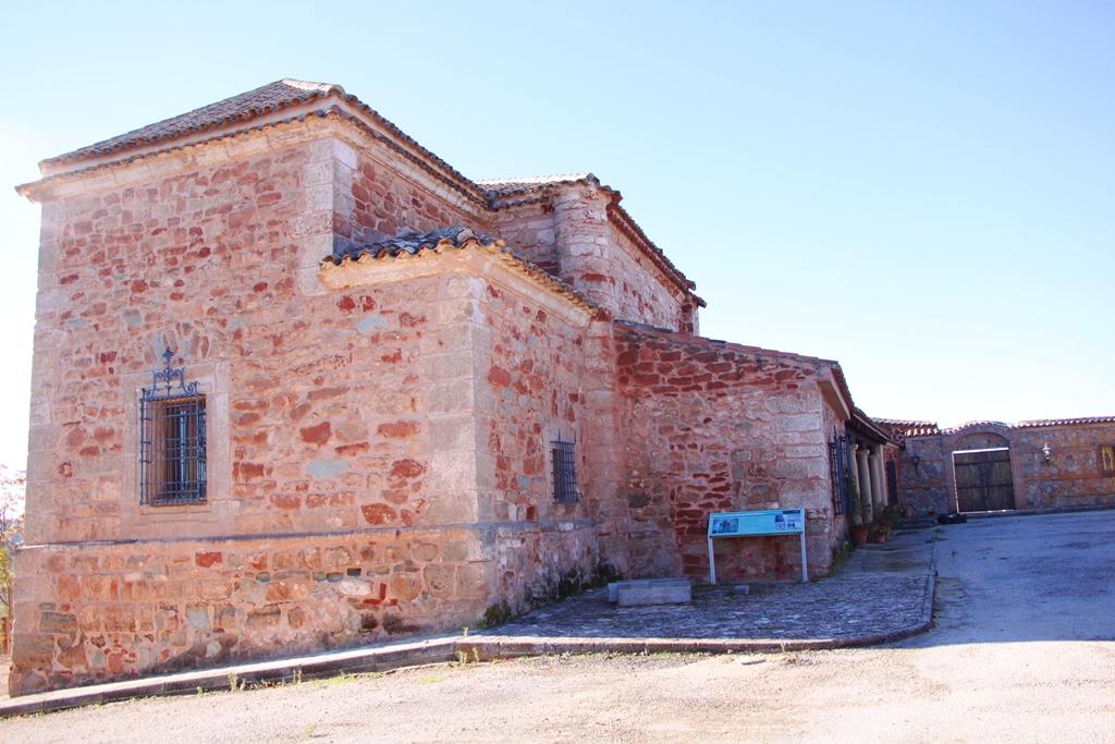 ermita medieval de Nuestra Señora de Luciana