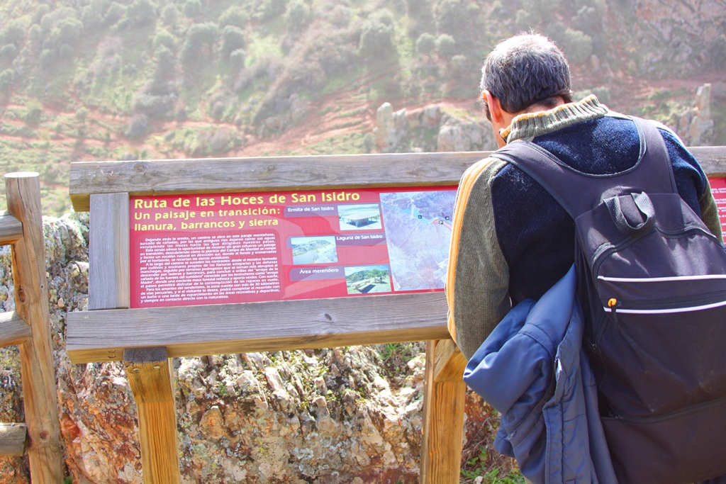 Ruta Hoces de San Isidro
