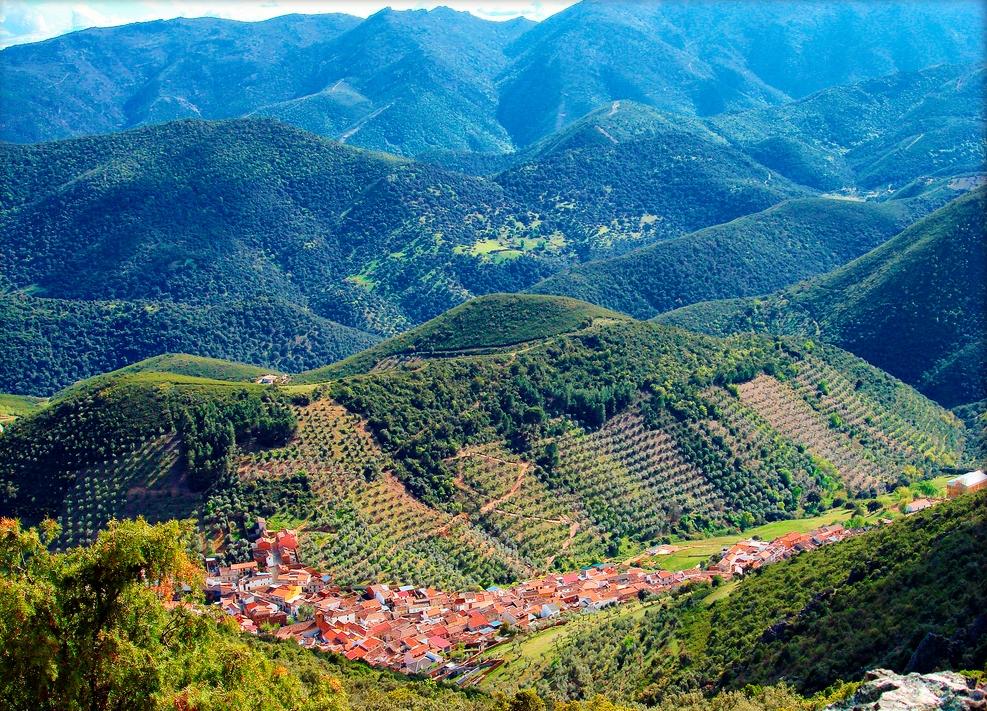 Solana del Pino Valle Sierra Madrona