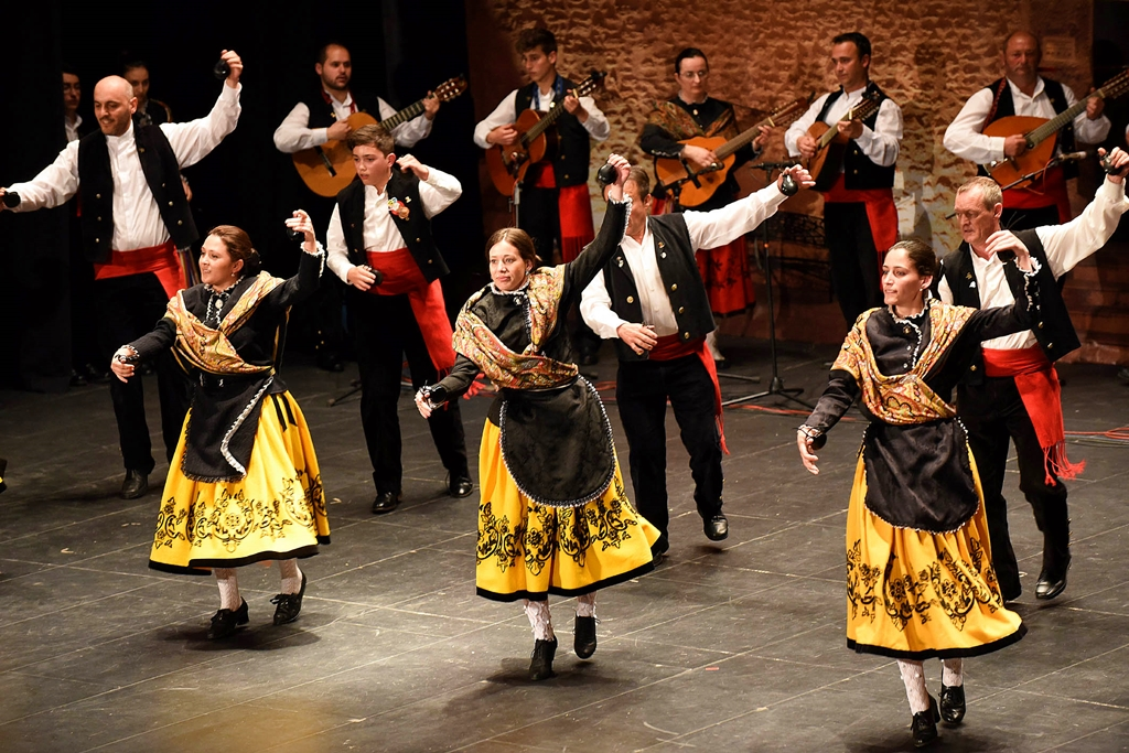 grupación de Coros y Danzas Mancha Verde de Argamasilla de Alba