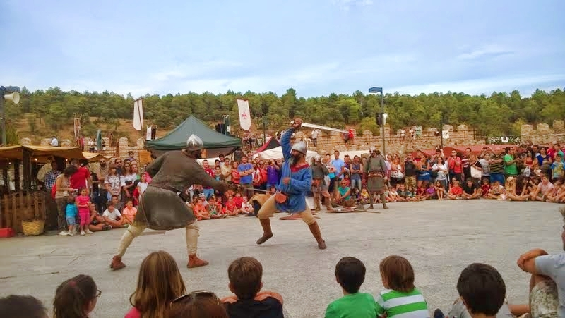 Feria Medieval de Buitrago