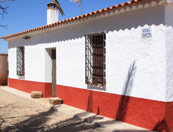Huerta Ecológica Villanueva de los Infantes