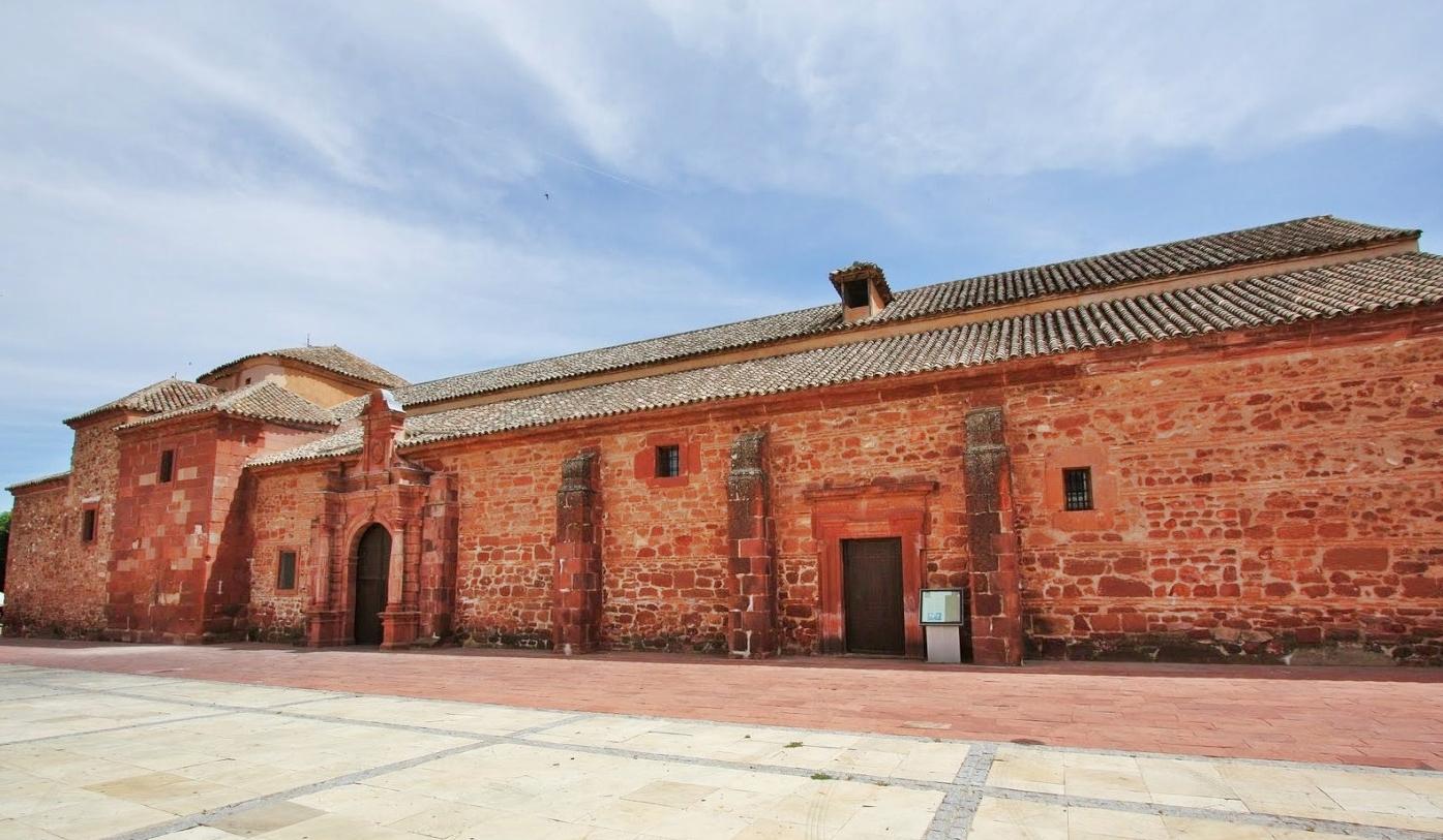Colegiata Santa María La Mayor en el entorno del Conjunto Palacial, Alcázar de San Juan