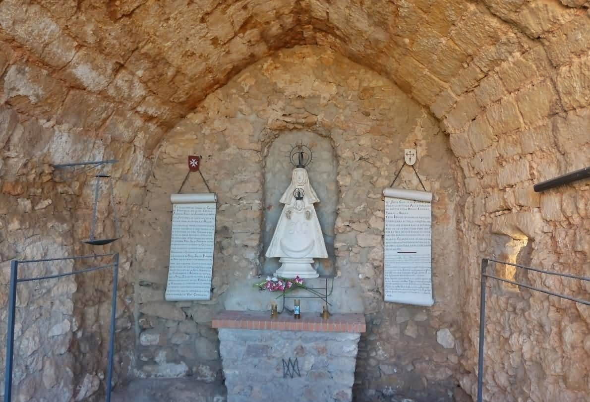 En honor a la Virgen de Peñarroya