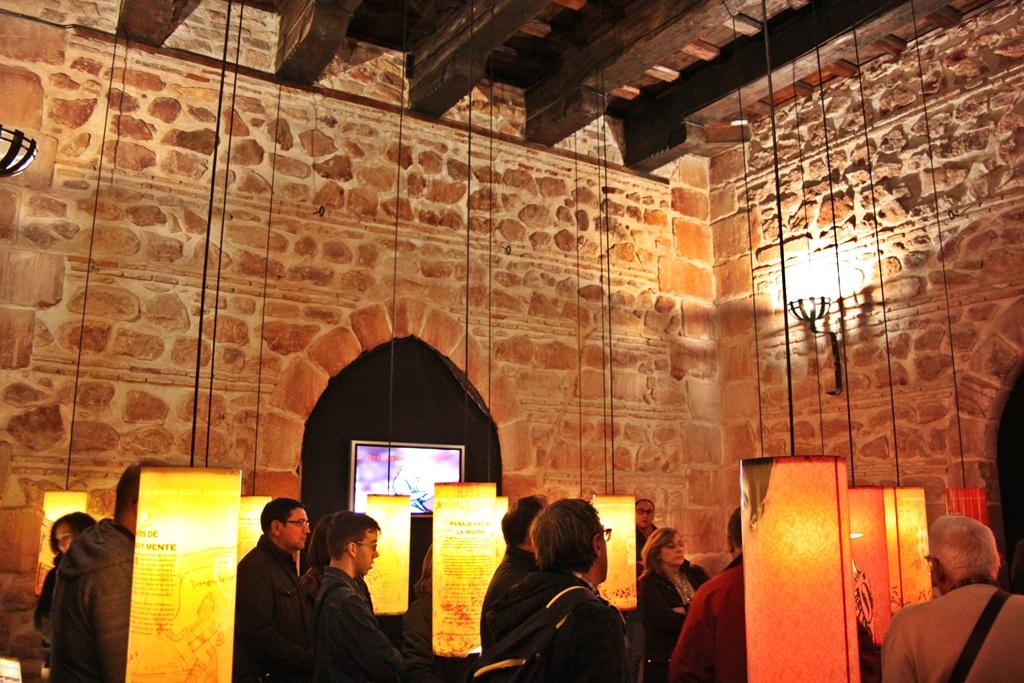 Interior Torreón del Gran Prior