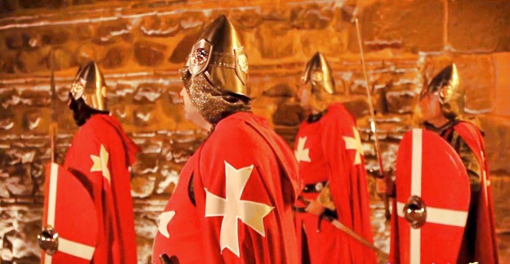 Ruta por los castillos de la Orden de San Juan