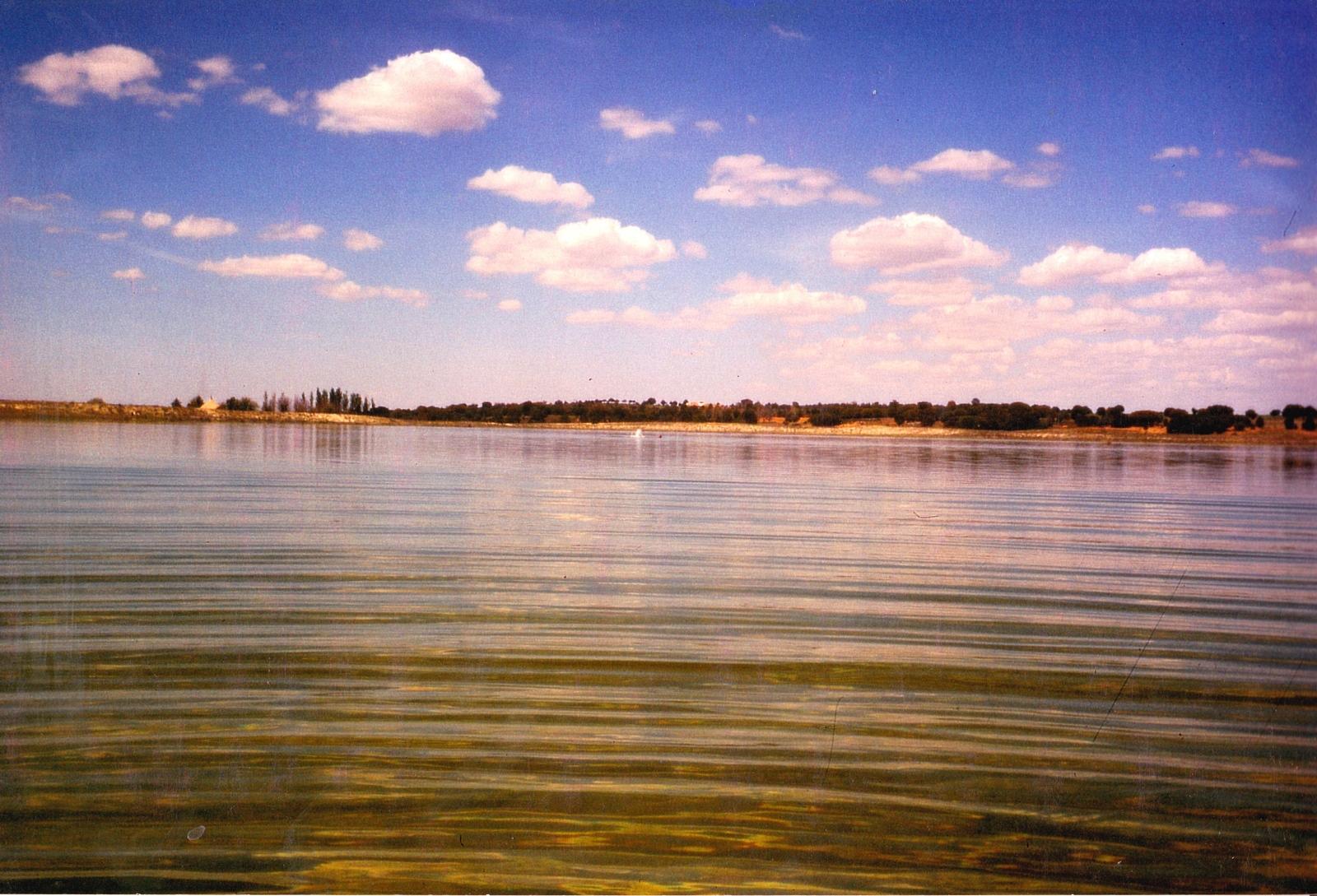 La Laguna Blanca en los años 70. Juan Antonio Resa
