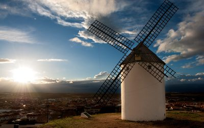 Molineros de La Mancha, el arte de remar el viento