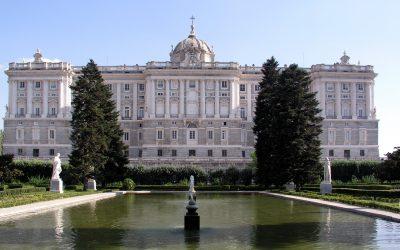 El Palacio de Oriente, o de cómo un rey murió por culpa de su brasero
