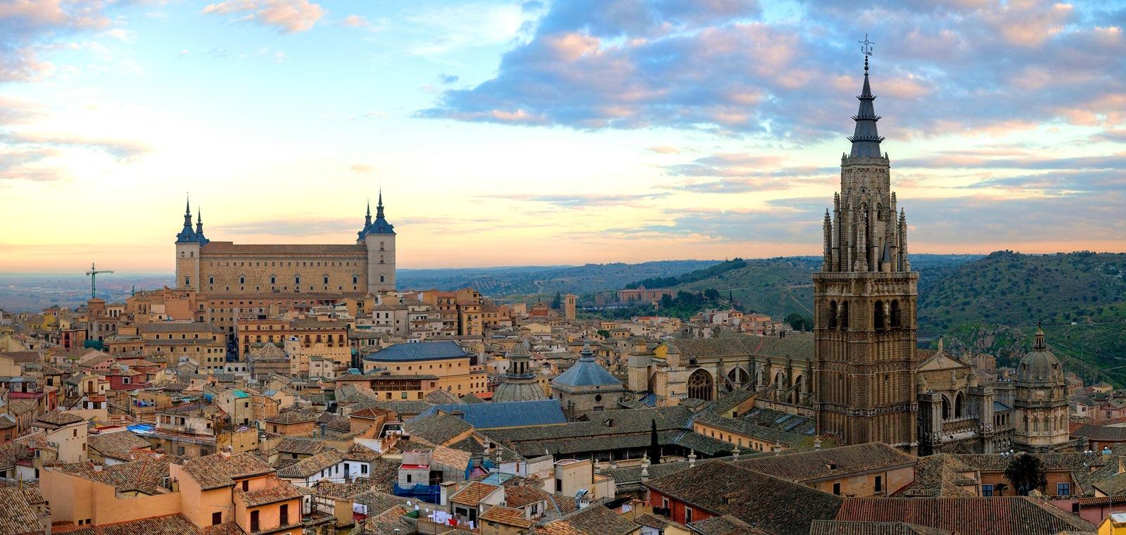 13. Panorámica de Toledo. Autor, Diliff