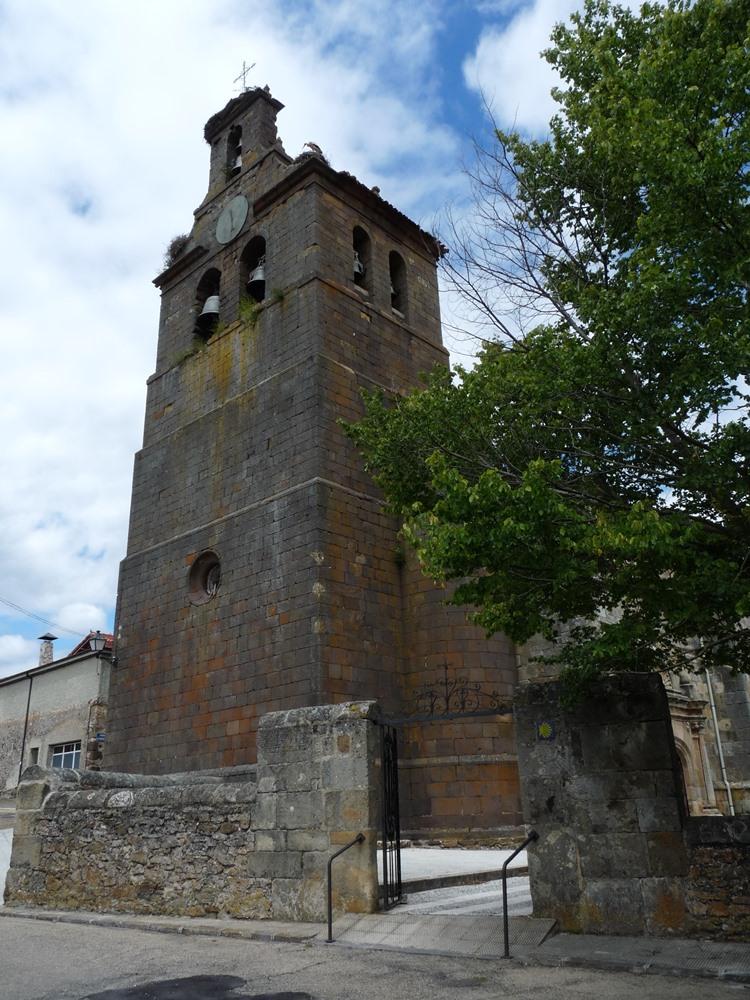 7. Iglesia de San Juan Bautista, en Abejar, Soria