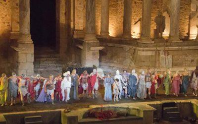 Tragedias, comedias y mimo. El Teatro de Mérida en la época del Imperio Romano (2ª Parte)