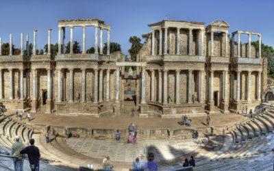 Tragedias, comedias y mimo. El Teatro de Mérida en la época del Imperio Romano (1ª Parte)