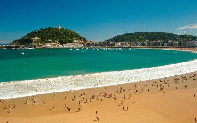 Cuando la playa era salud. San Sebastián y la élite de sus Baños de mar