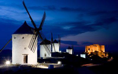 Entre silos y molinos de viento. Por tierras toledanas del Campo de San Juan (1ª Parte)