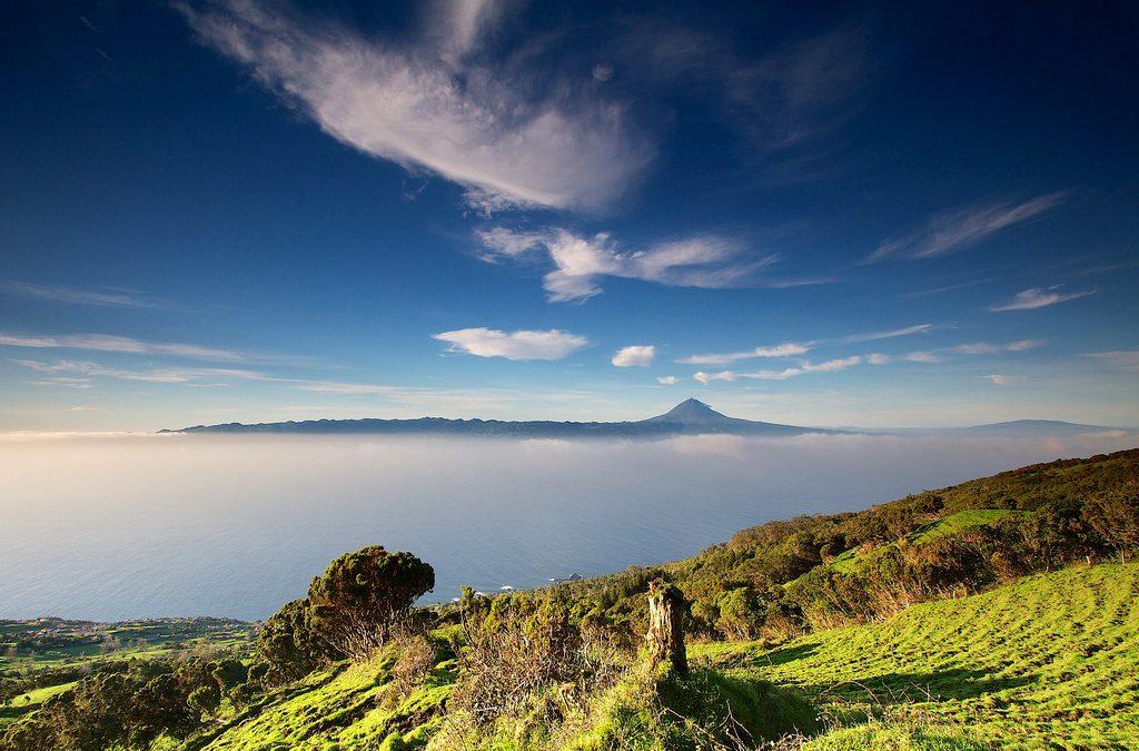 Portugal y las Azores, las islas nacidas del fuego