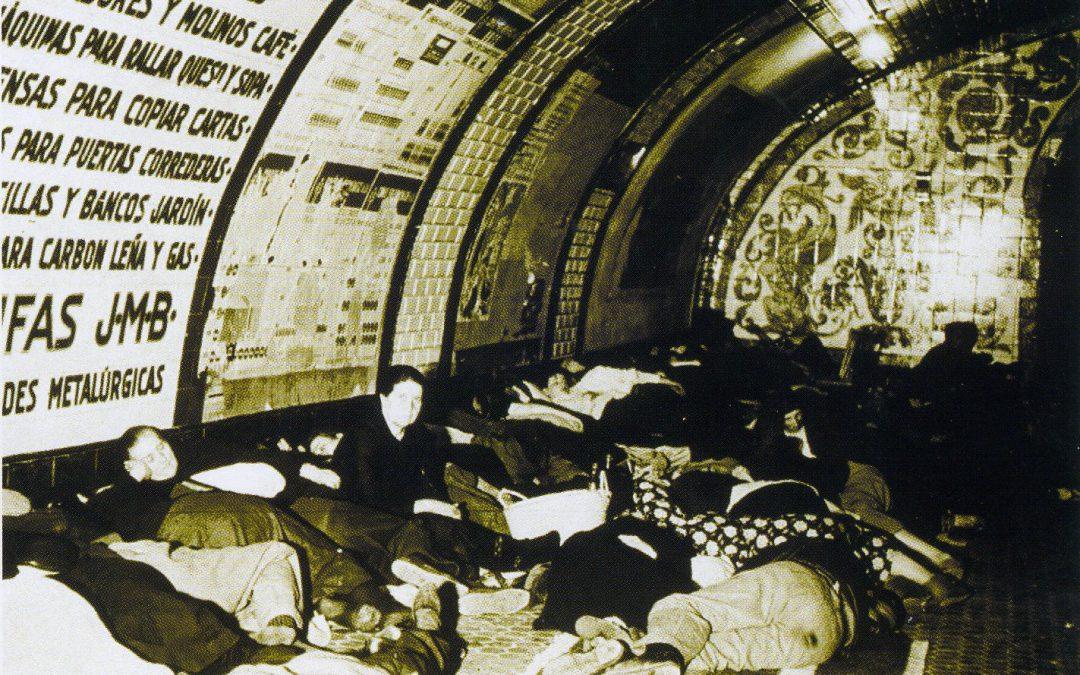 Noviembre de 1938. Madrid y la lucha por la supervivencia durante la Guerra Civil (2ª Parte)