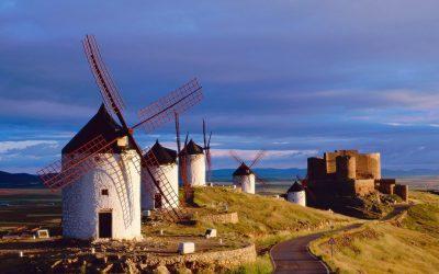 Entre silos y molinos de viento. Por tierras toledanas del Campo de San Juan (2ª Parte)