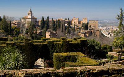 Walter Starkie y la Alhambra. Una noche mágica de cante Jondo